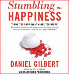 Daniel gilbert stumbling on happiness review