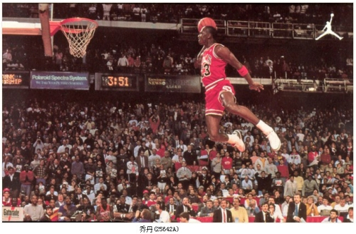 Vintage-Sports-Michael-Jordan-Poster-Famous-Foul-Line-Dunk-Large-Canvas-Printing-24Inch-Wall-Stickers-Retro (1)